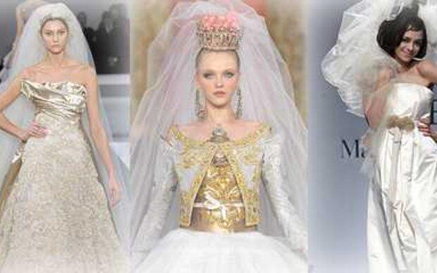 Die schönsten Brautkleider