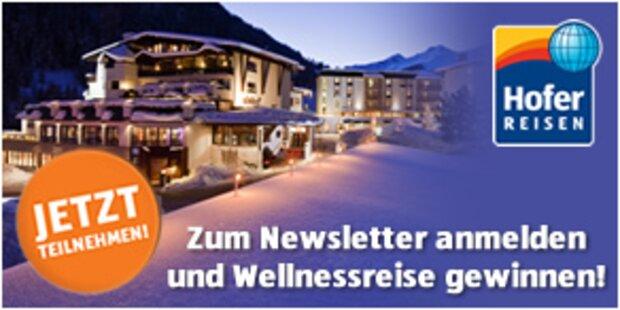 Wellnessurlaub in Tirol gewinnen!