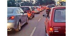 In der City droht heute Verkehrs-Kollaps