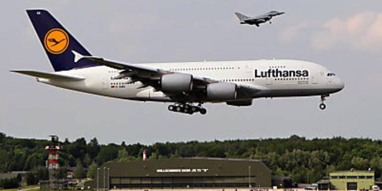 Lufthansa kritisiert Stützen für Airlines