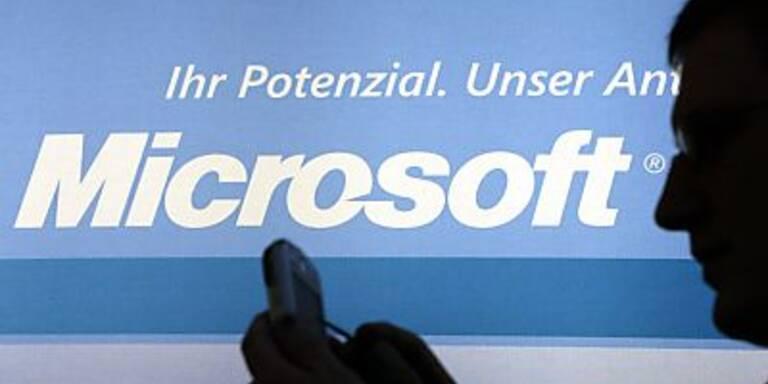 Microsoft Österreichs bester Arbeitgeber