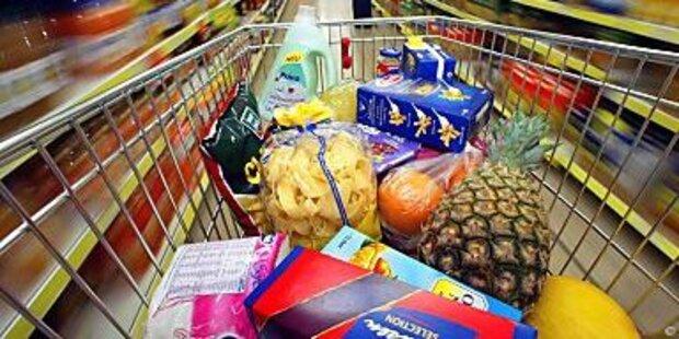 Hälfte der Lebensmittel landet im Müll