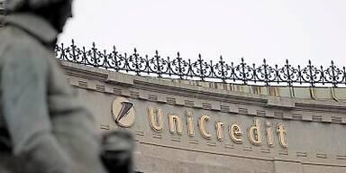 UniCredit 2013 mit Gewinn-Rückgang