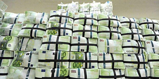 Bank-Irrtum: 200 Mio. € an Kunden überwiesen