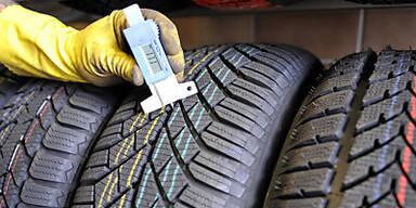 Der Gewinn des Reifenherstellers stieg im ersten Quartal um 31 Prozent