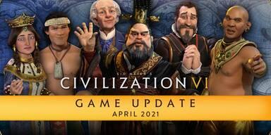 Neues Update zu Civilization VI verfügbar