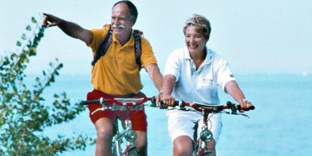 Fahrradbummel am Bodensee