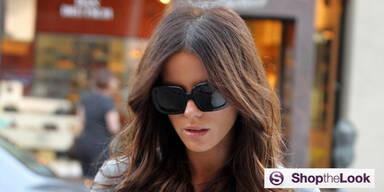 2T Shop the Look! Schauspielerin Kate Beckinsale.