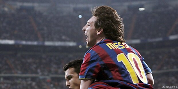 Barcelona triumphierte in