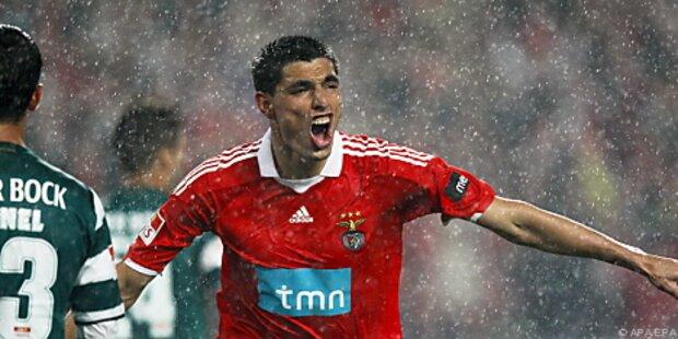 Benfica durch Derby-Sieg näher an Titel gerückt