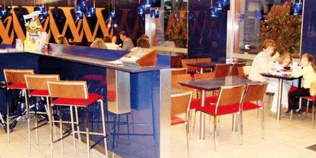 Einbrecher im McDonald's-WC verhaftet