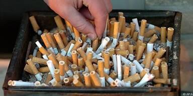 2,3 Mio. Raucher in Österreich