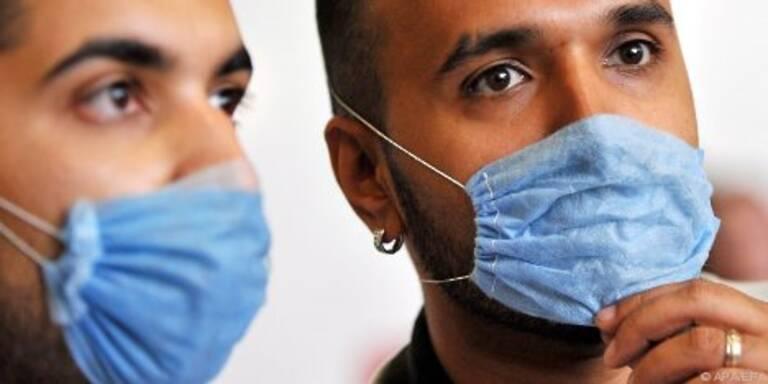 2.700 Italiener sind an Schweinegrippe erkrankt