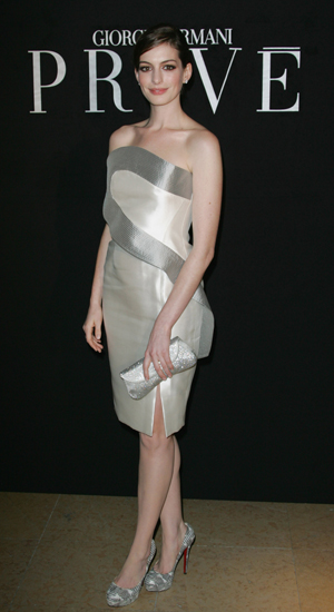 2 Anne Hathaway - Shop the Look