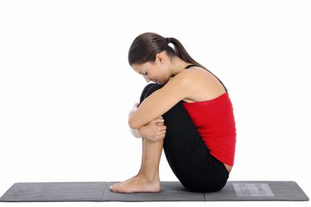 2 Besser schlafen mit Yoga-Übungen