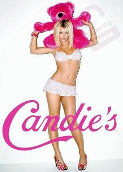 2 Britney Spears Candie's Modekollektion
