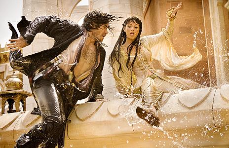 2 Gemma Arterton Jake Gyllenhaal 'Prince of Persia'