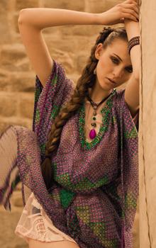 2 Hippie Ethno Style Mode