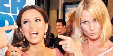 Housewives: Sheridan am Set verprügelt