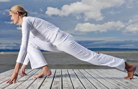 2 In Balance mit Anti-Aging-Yoga