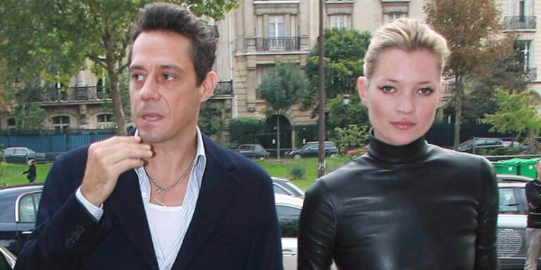 Kate Moss hat sich verlobt