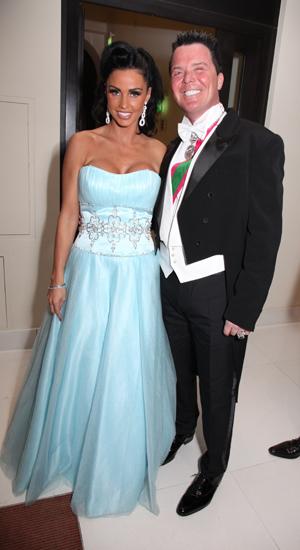 2 Katie Price und Prinz Marcus von Anhalt