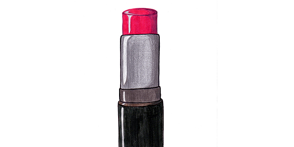 2 Lippenstift-Psychologie