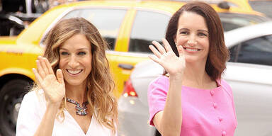 2 Sex and the City SATC 3 Carrie Bradshaw & Co