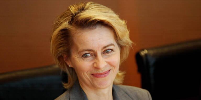 Nächste deutsche Bundepräsidentin?