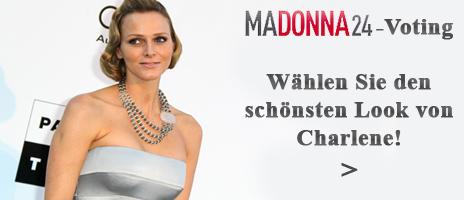 2 Wählen Sie den schönsten Look von Charlene Wittstock!