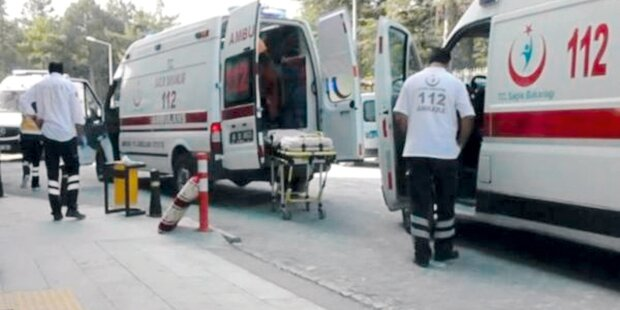 Taxler aus Graz fuhr eigenen Sohn (1) tot