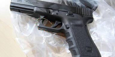 Bundesheer Waffe