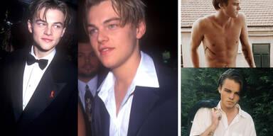 DiCaprio-Doppelgänger
