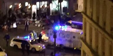 Drei Attentäter stammen aus Belgien