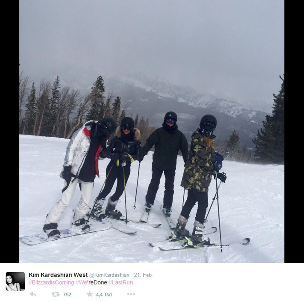 Kardashian Unfall