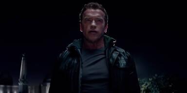 Arnie is back! Der neue Terminator Trailer!