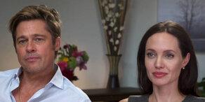 Brad & Angelina über die schwerste Zeit ihres Lebens!