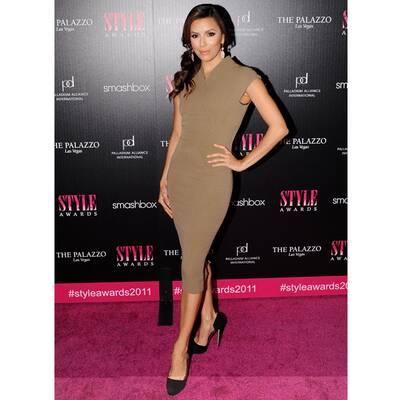 Eva Longoria @  Hollywood Style Awards