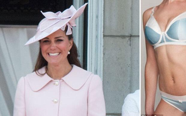 Herzogin Kate: Das trägt sie darunter