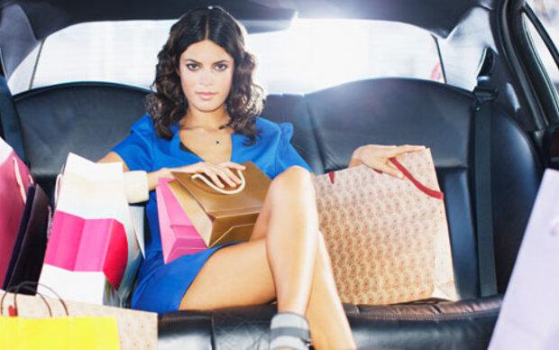 Frauen: Teure Marken markieren ihr Revier