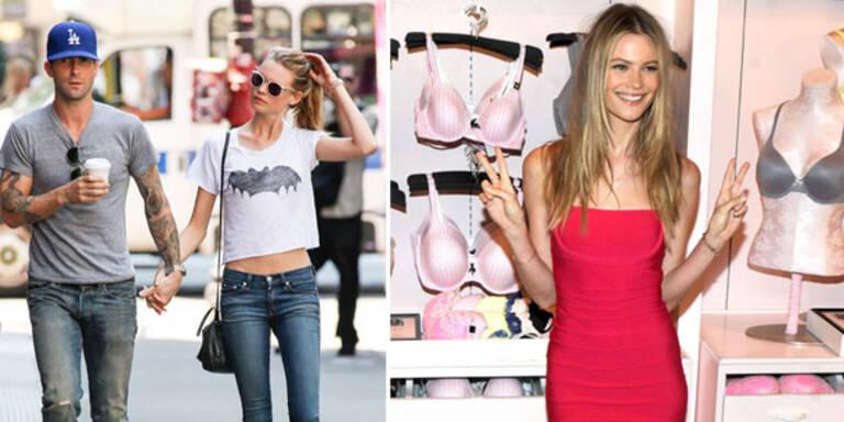 Victorias Secret Model mag keine BHs