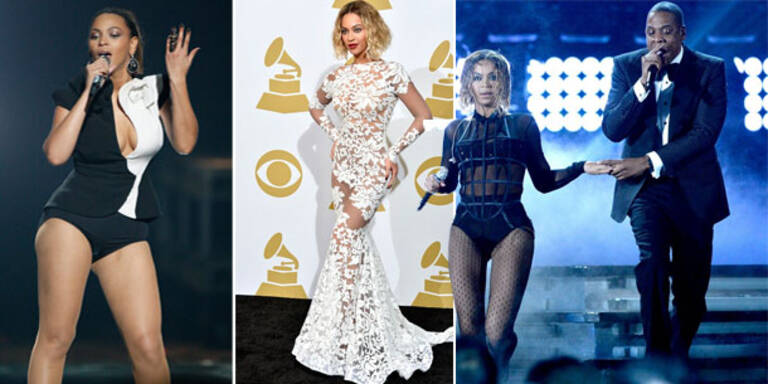 Beyoncé: So dünn bei den Grammys