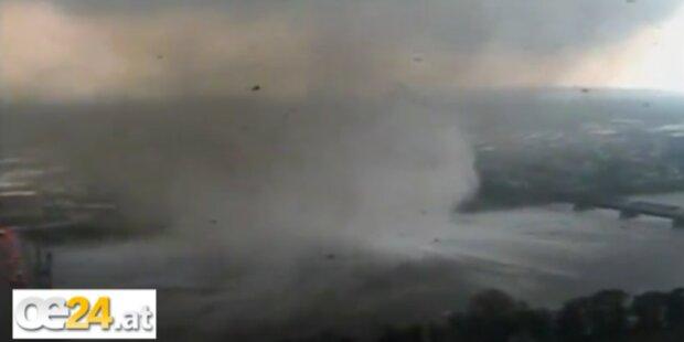 Tornado Schreckens-Serie: Schon 4 Tote