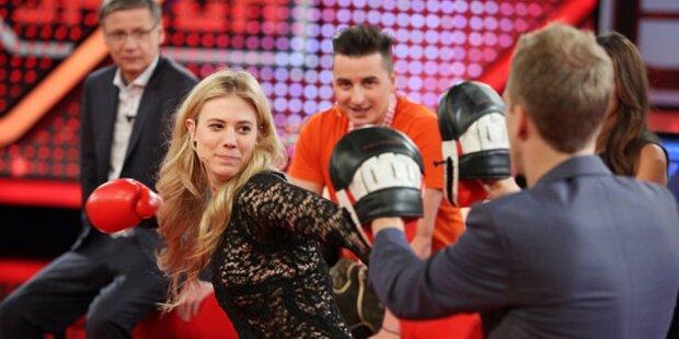 Larissa Marolt dominiert '5 gegen Jauch'!