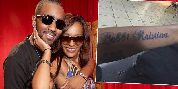 Nick Gordon: Tattoo für Bobbi Kristina