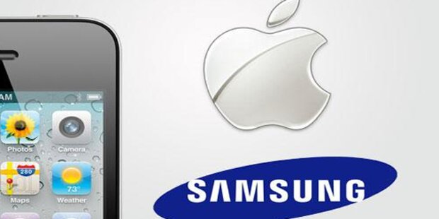 Apple. Sieg über Samsung