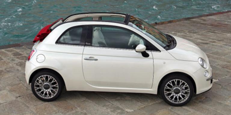 Fiat 500. Wird schon bald in Amerika verkauft. Bild: Fiat
