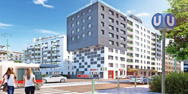 Modern, zentral & mit Garten: Jägerstraße 58