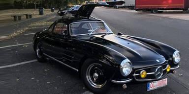 Geklauter Oldtimer: Besitzer bietet Dieben 250.000€