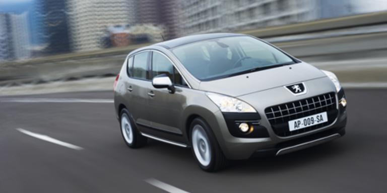 Neuer Peugeot 3008 im Test